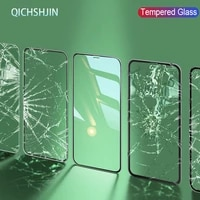 full cover glass for iphone series 7 8 plus 6 6s glass for iphone x xr xs 11 12 pro max 12 mini tempered glass screen protector