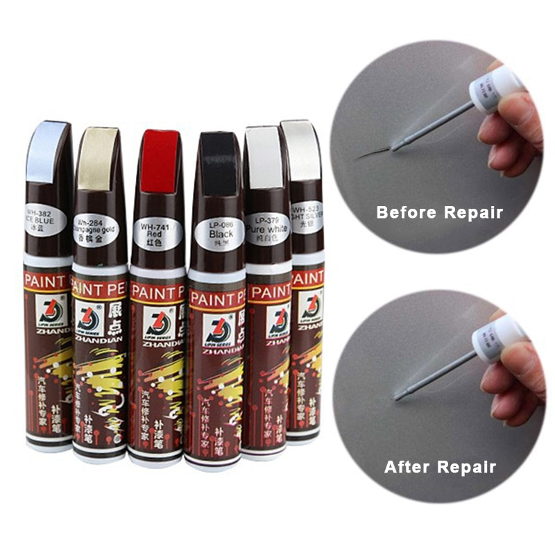 Car Repair Care Tools Car Scratches Repairer Remover Pen Auto Paint Car Styling Pens Polishes Paint Protective Drop Shipping