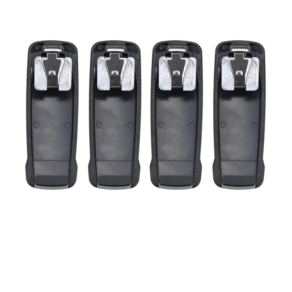4Pcs Walkie Talkie Belt Clip for Vertex EVX-261 EVX-531 AAJ67X001 EVX-534 FNB-V133Li EVX-231 EVX-261