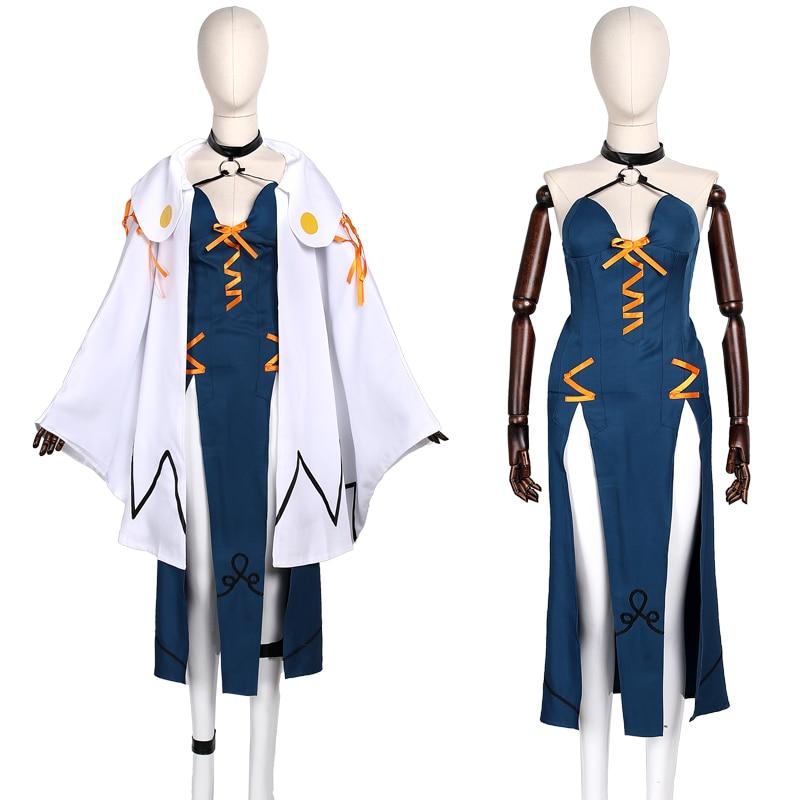زي نسائي مخصص لثلاث بيوت بشعار من CostumeBuy ملابس تنكرية للسيدات ملابس كاملة مصنوعة حسب الطلب