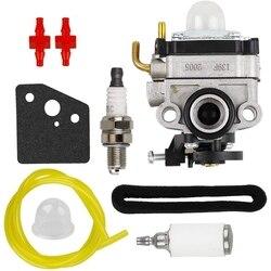 753-1225 Carburador para Shindaiwa WYL-19-1 WYL-19 T230 T230X T230XR Trimmer Brushcutter 20016-81020 20016-81021