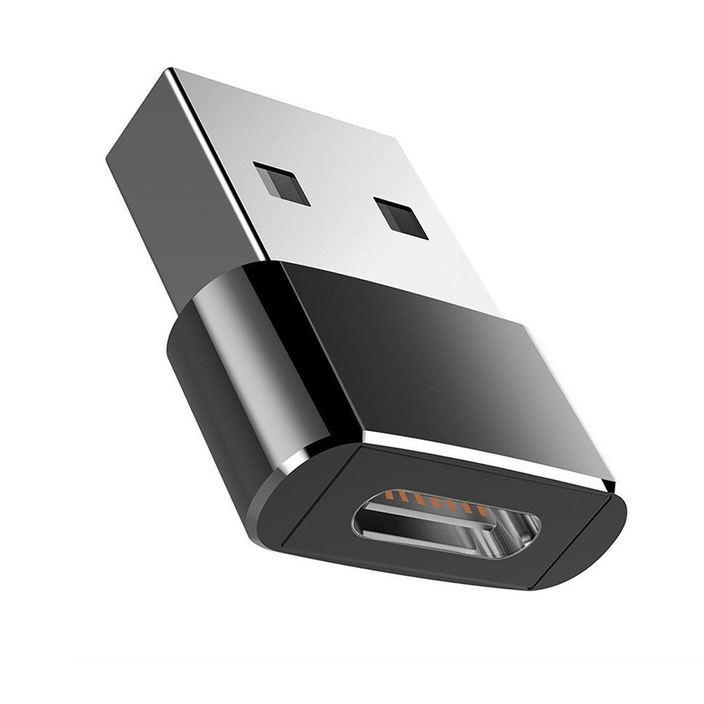 USB 3.0 Male To Female Type C OTG Black USB 3.0 A Adapter USB C Converter Plug Adapter + USB 3.1 Type C Female Male Adapter недорого