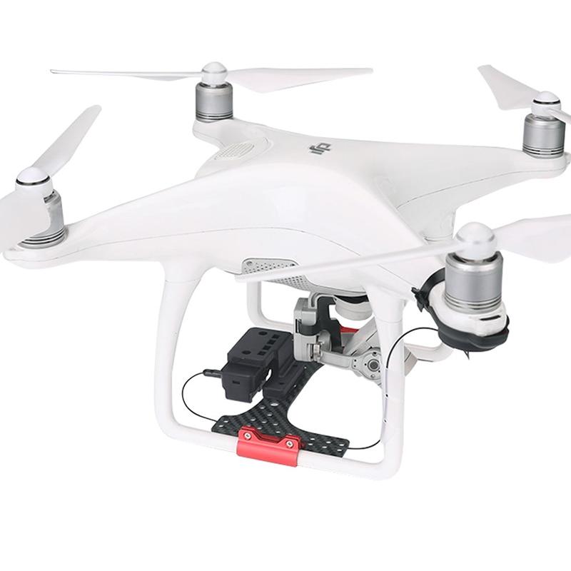 Airdrop para Dji Atualização Airdrop Parabólico Servo Interruptor Dispositivo Isca Festa Fantasma 4 – Pro Drone Acessórios