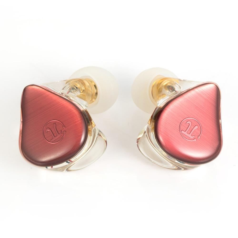 Novo paiaudio pliisen121b híbrido 1ba com 1 monitores dinâmicos de fones de ouvido