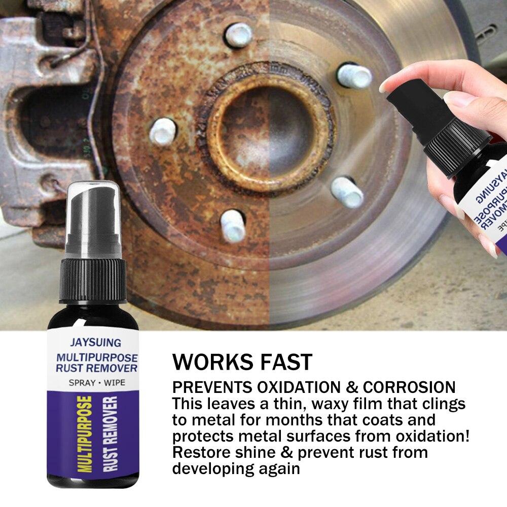 Inhibidor de la corrosión Óxido de Derusting de mantenimiento de coche de superficie de Metal pintura de cromo limpia Anti-oxidación lubricante