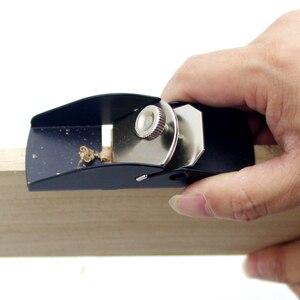 Woodworking Mini Wood Trimming Plane Hand Planer Carpenter Cutting Edge Plane Hand Planer Hand Push Cast Carpenter Tools