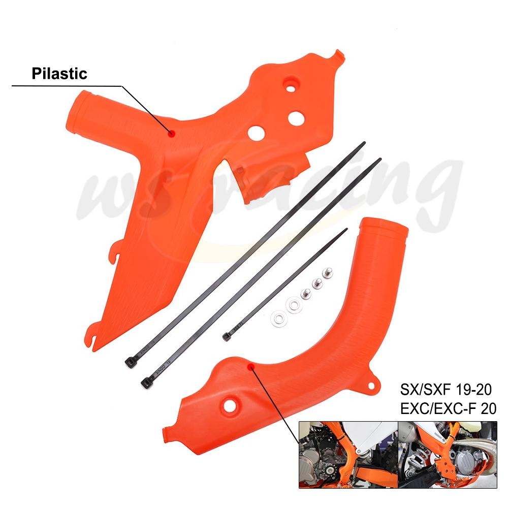 Frame Cover Motorcycles Body Guard Protector For KTM SX SXF XC XCF 125 250 300 350 400 450 500 2019