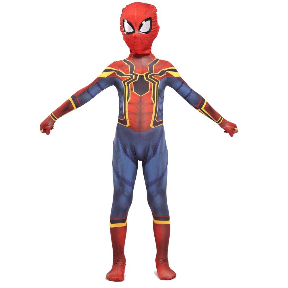 ¡Novedad de 2019! Disfraz Cosplay de Spiderman para chico s, Spiderman, Miles Morales, Disfraces de halloween para chico