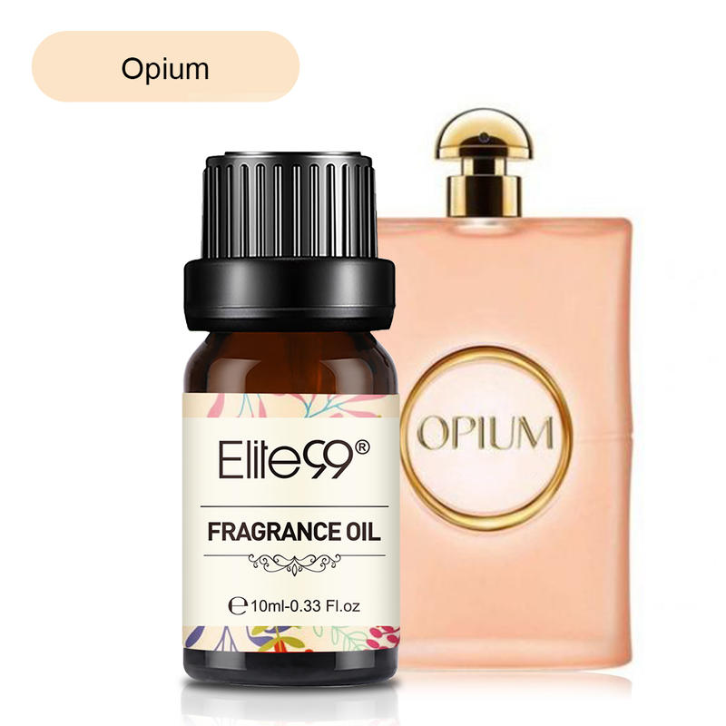 Elite99 10ml Black Opium Fragrance Oil 10ml Diffuser Aroma Essential Oil Blackberry Fruit Salad Swee