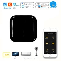 5 1PCS Tuya IR Remote Control Smart Wifi Universal Infrared Smart Home Control For Home Appliances Works With Alexa Google Home