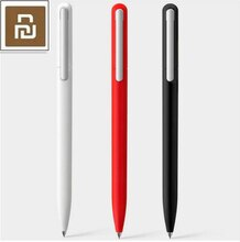 3pcs Xiaomi Mijia Pen ABS Case original Xiaomi Pinluo Signing Pen 9.5mm Smooth Switzerland Refill MiKuni Japan Ink Black Refill