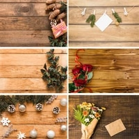 zhisuxi vinyl custom photography backdrops prop wooden planks theme photography background 191029ch 0004