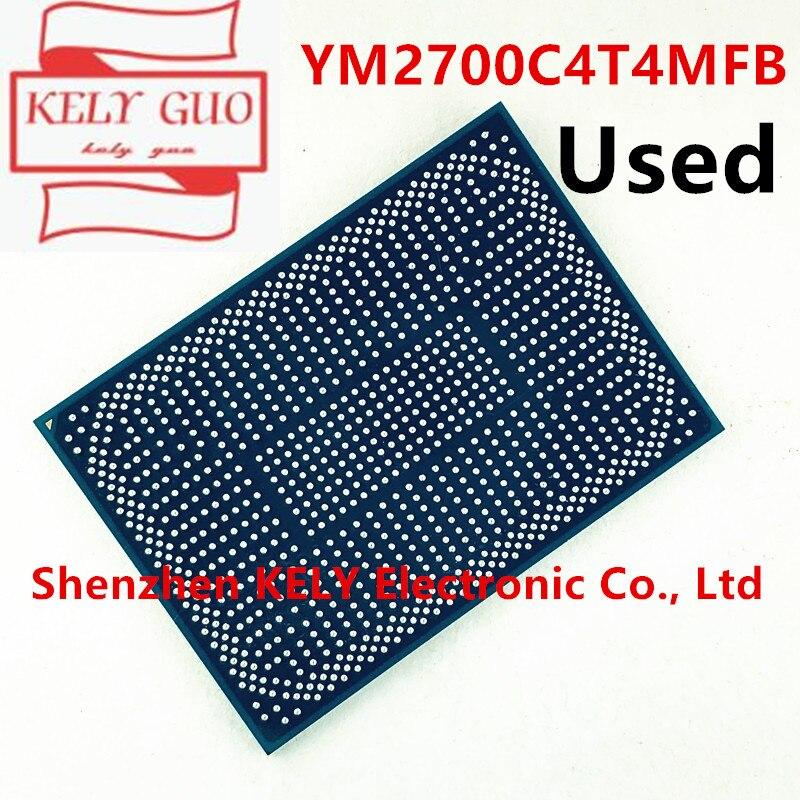 100% testado bom ym2700c4t4mfb reball bga chipset