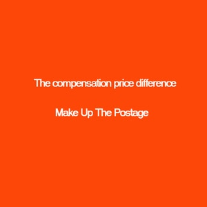 The Compensation Price Difference / Make Up The Postage Specially Links
