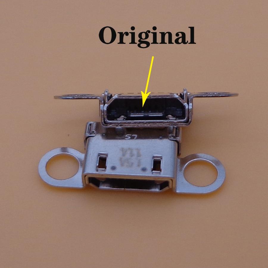 100 шт./лот, новинка, Mirco Mini USB док-станция, разъем, зарядный порт для Samsung Galaxy S6 G920/920F G920T G920N G920A G920P