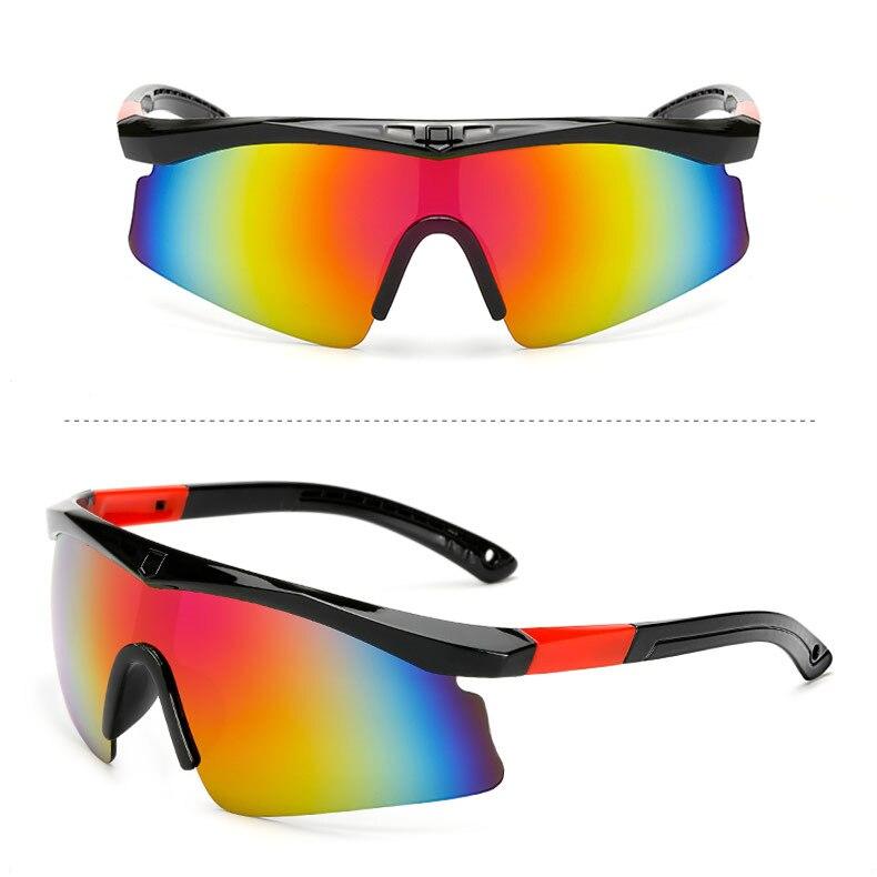 Gafas para montar en bicicleta de montaña, gafas para escalar, pesca, deportes al aire libre informales, venta directa de fabricantes