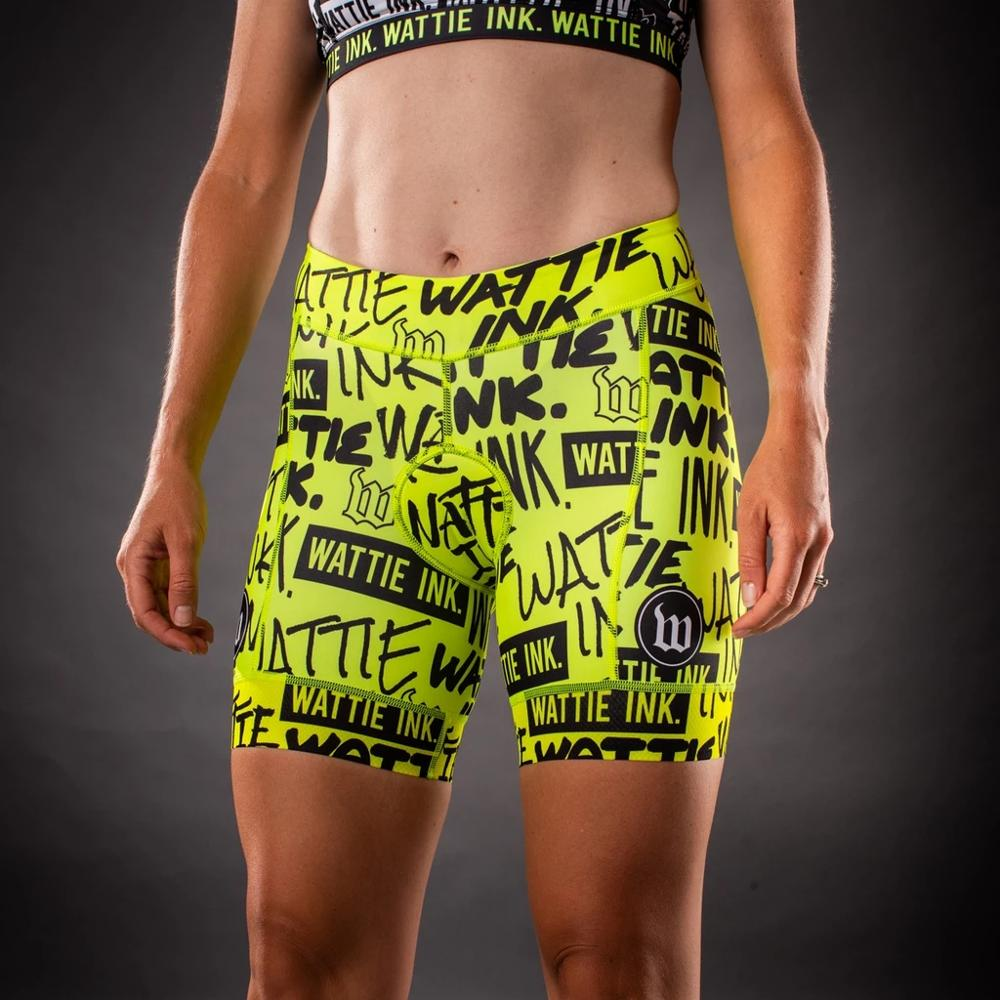 Pantalones cortos de Ciclismo para Mujer, Bermudas de verano, pantalones cortos para...
