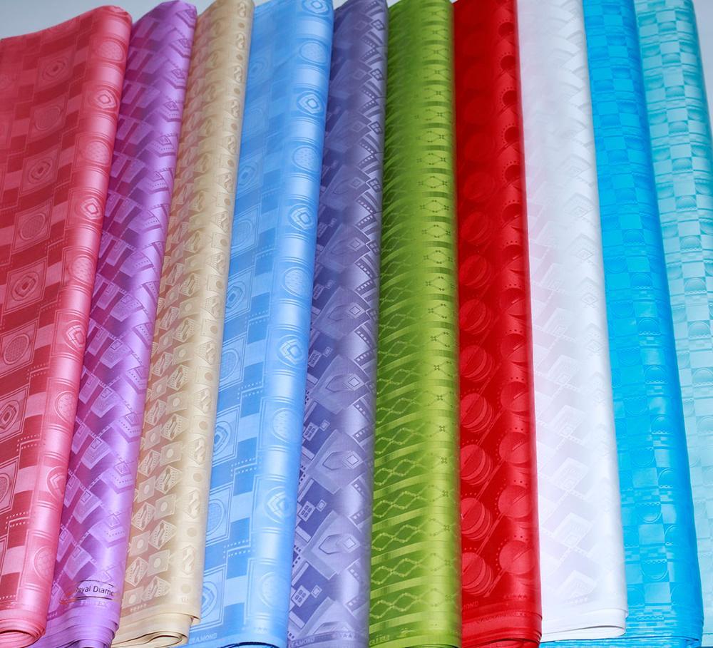 Feitex Original Bazin Riche Similar Getsner Quality Fabric Germany 100 Cotton Jacquard Shadda Soft Guinea Brocade for Lace Dress
