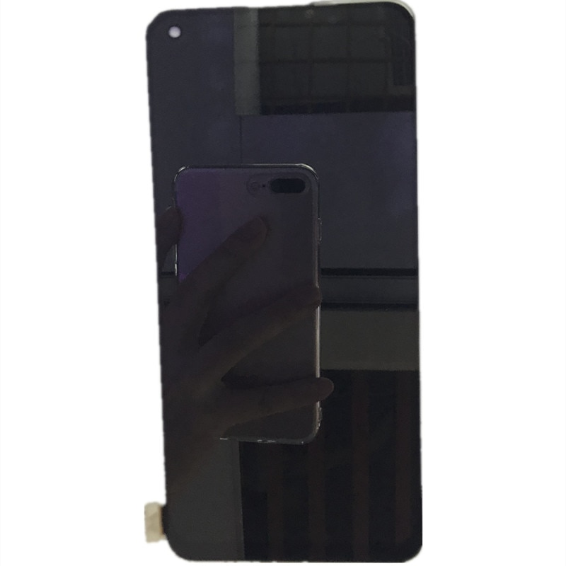 For Super AMOLED Oppo Realme 7 Pro RMX2170MB LCD Screen Display Digitizer Assembly For OPPO Realme RMX2170 7 Pro Lcd enlarge