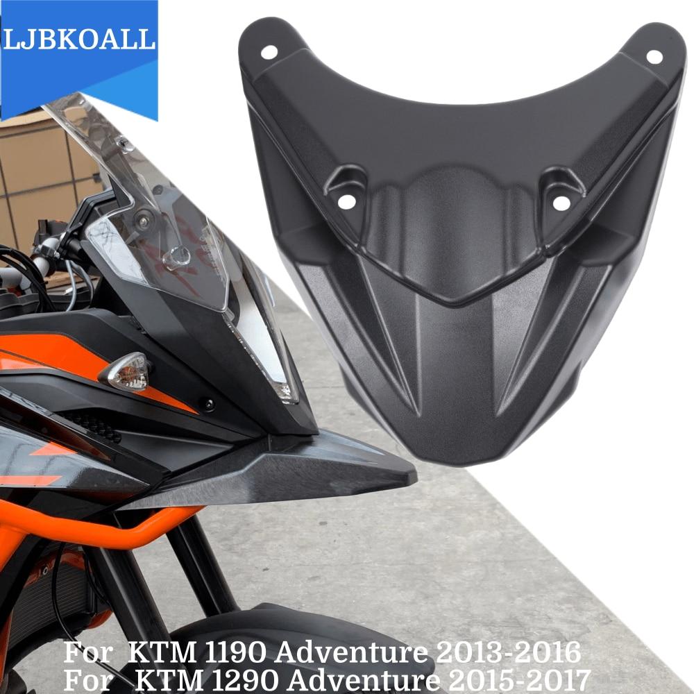 واقي انسيابي للبطة 1290 ADV 2015-2017 ، ملحقات دراجة نارية ، منقار انسيابي ، منقار ، لـ KTM 1190 Adventure 2013-2016