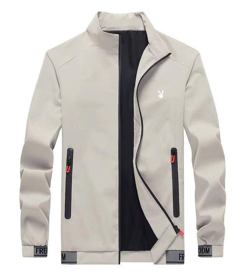 Новинка 2021, мужские повседневные куртки, высококачественные модные мужские куртки, деловые качественные мужские куртки, спортивные мужски...