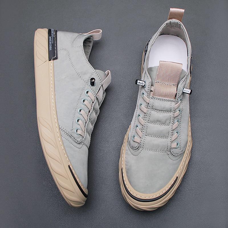 أحذية رجالي 2021 صيف جديد حذاء قماش تنفس باطن لينة مريحة حذاء كاجوال بلون موضة أحذية رسمية