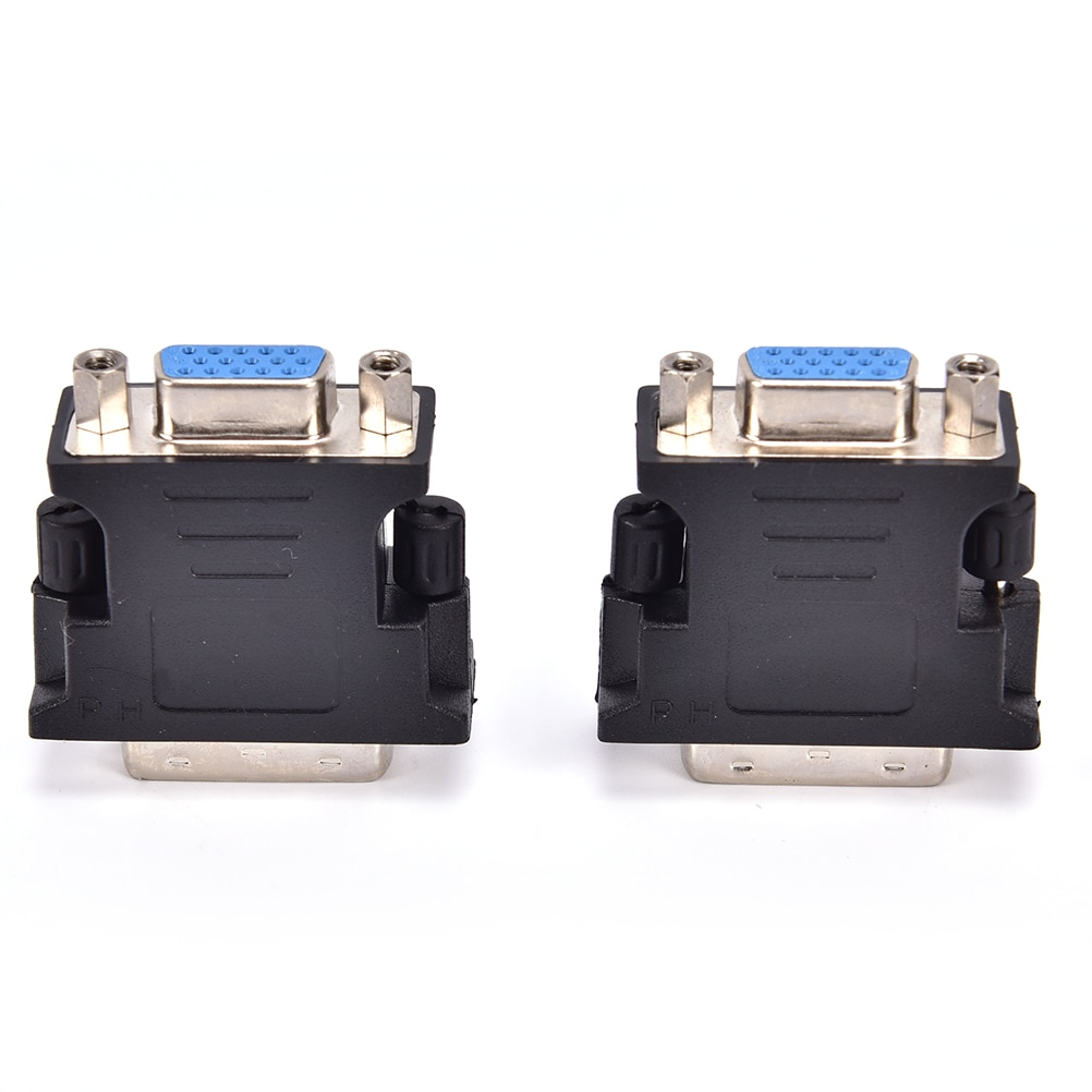 Adaptador/convertidor de vídeo para PC, portátil, HDTV, LCD, DVD, proyector de ordenador,...