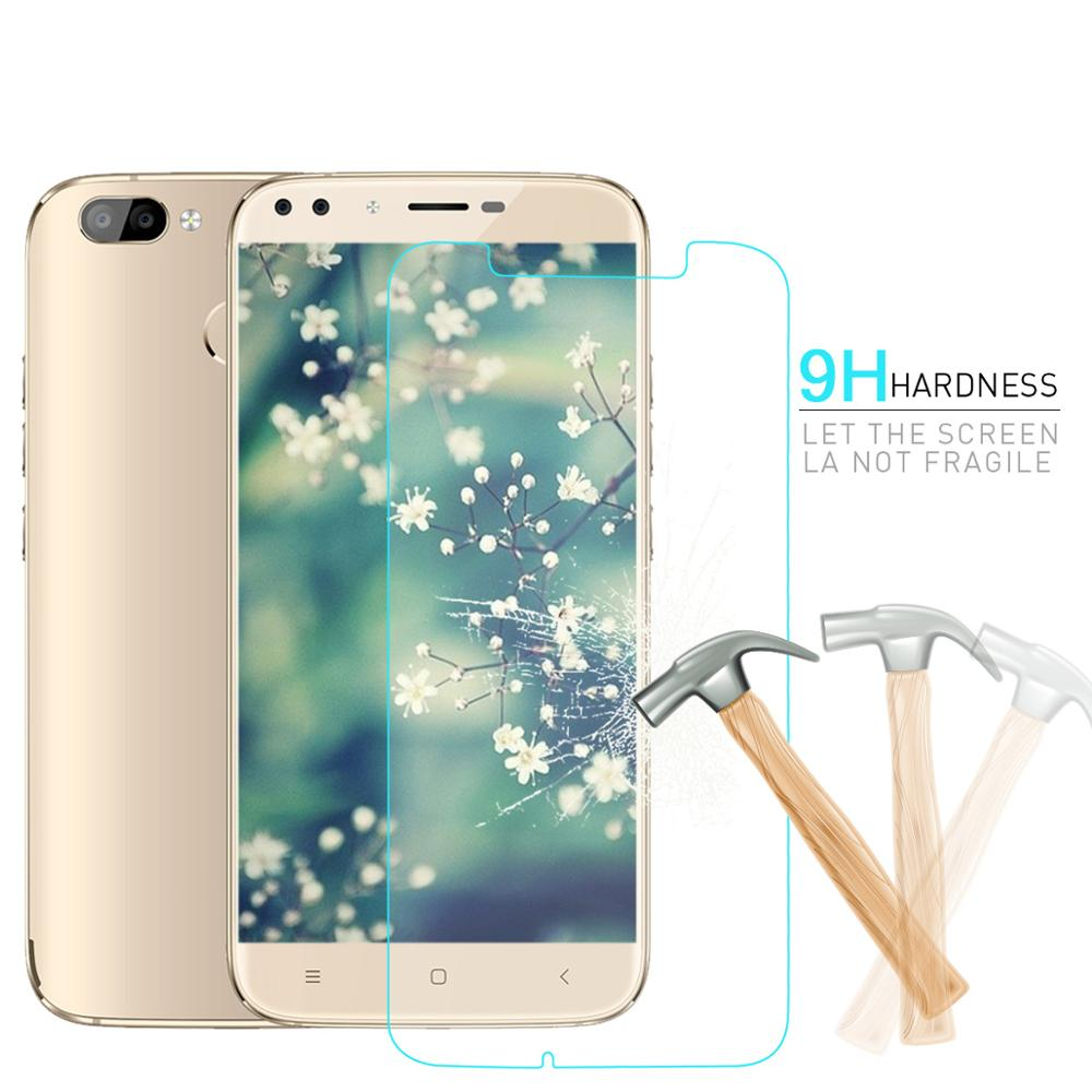 Tempered Glass Screen Protector For Oukitel U22 9H Hard Hi-Q 0.3mm 2.5D Explosion Proof Protective F
