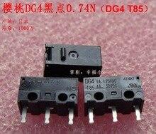 2 шт. упак. оригинальный немецкий Вишневый микропереключатель DG1 DG2 T85 черная точка серая точка DG4 черная точка DG6 мышь Микро Кнопка