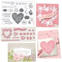 valentines day metal cutting dies and stamps stencils for diy scrapbook album photo embossing handmade decorations making 2021