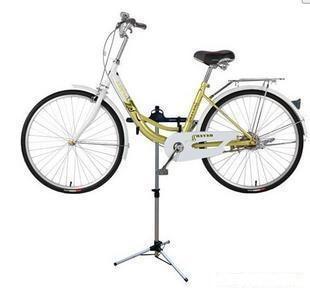 دراجة العمل الوقوف المهنية دراجة أدوات إصلاح قابل للتعديل أضعاف الدراجة حامل أرفف تخزين سبائك الألومنيوم دراجة إصلاح حامل