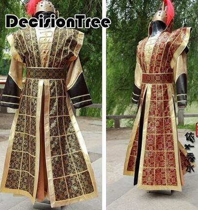 2020 túnicas de Ministro para hombres hanfu trajes de la Dinastía han para hombres ropa de la dinastía china trajes antiguos estados de guerra