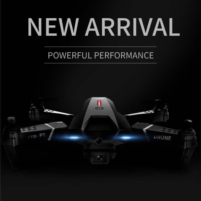 Dron P5 Drone 4K Dual Camera Professional Aerial Photography Avoidance Quadcopter RC Helicopter Flying enlarge