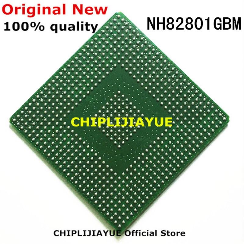 100% novo nh82801gbm nh82801 82801 ic chips bga chipset
