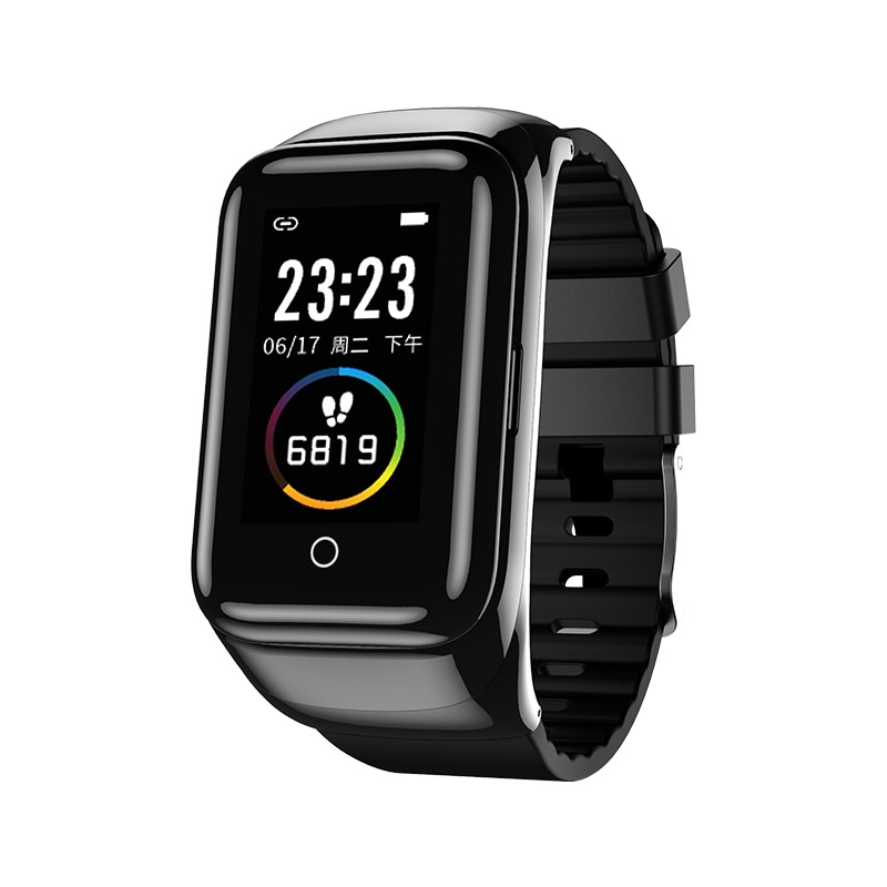 AKW M7 Smart Watch For Women Men With Bluetooth Headphone Hate Rate Blood Pressure Monitor Sport SmartWatch Android IOS enlarge