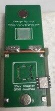 QFN8 Chip Programmer Flip Type Burner Burning Seat WSON8 6mmx5mm QFN8 to DIP8 WSON8 to DIP8