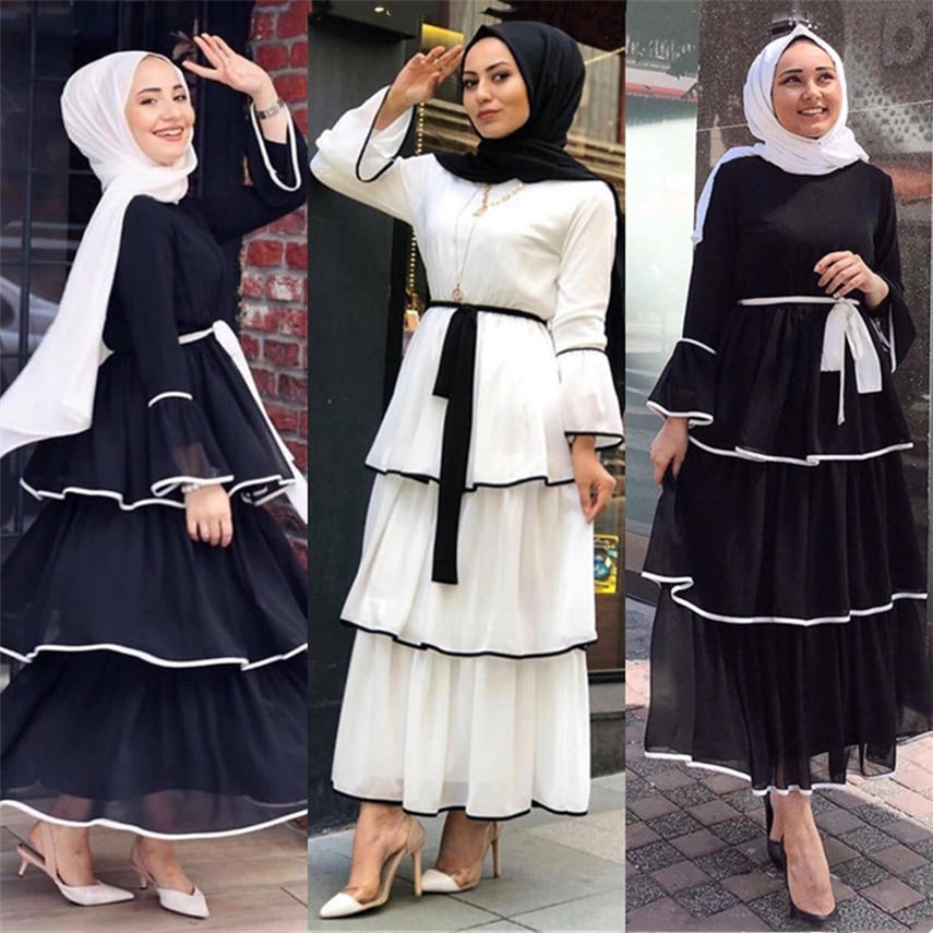 الشرق الأوسط الملابس للنساء اللباس أنيقة تركيا قفطان القفطان عيد مبارك مسلم الأزياء الهندي فساتين دبي العباءة الحجاب