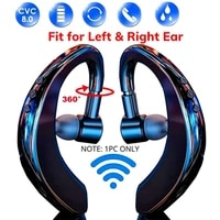 s11 car business bluetooth compatible 5 0 headset handsfree headphones mini strong bass wireless earphones earbud earpiece