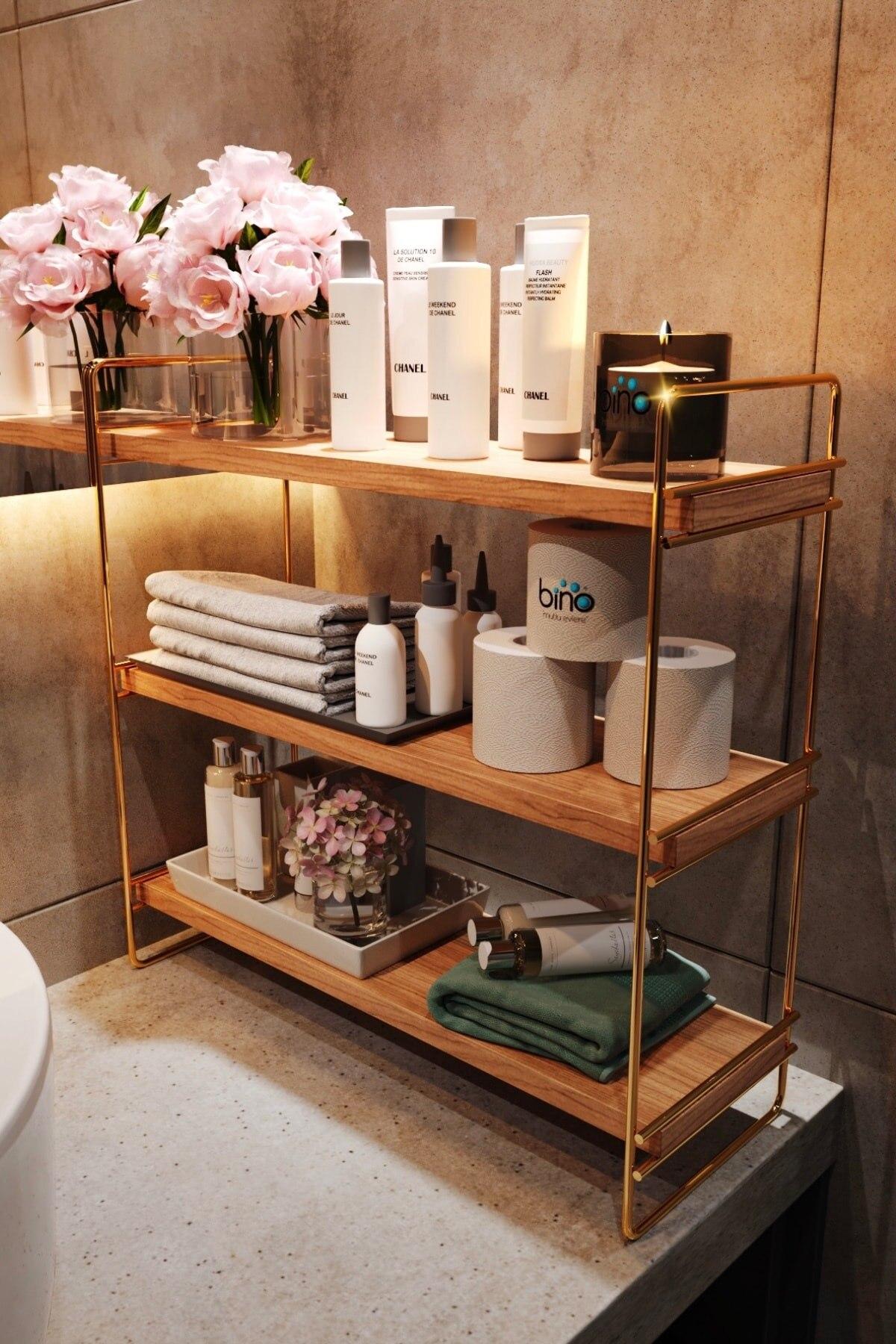 Cozinha-banheiro Organizador Prateleira-estante