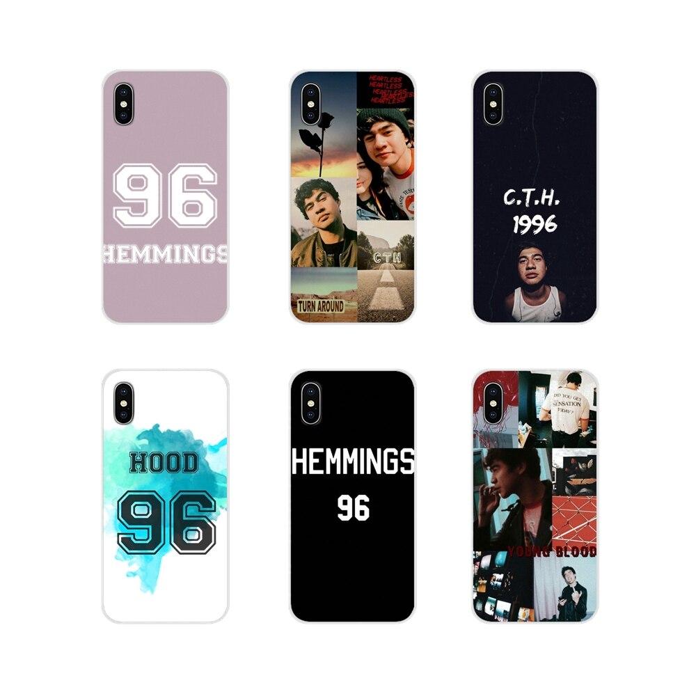 Para Huawei Mate Honor 4C 5C 5X6X7 7A 7C 8 9 10 8C 8X20 funda para teléfono Lite Pro 5sos Calum Hood 96 Accesorios