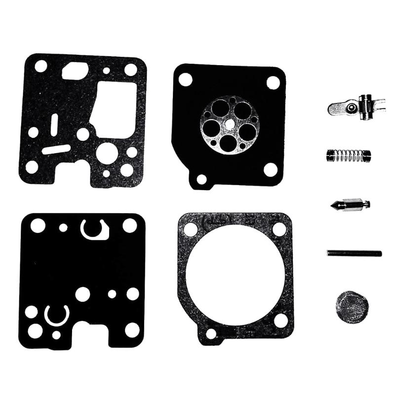 Kit de reparação/reconstrução do carburador ootdty substitui zama RB-123 rb123 RB-K75 RB-K85 RB-K86 RB-K93