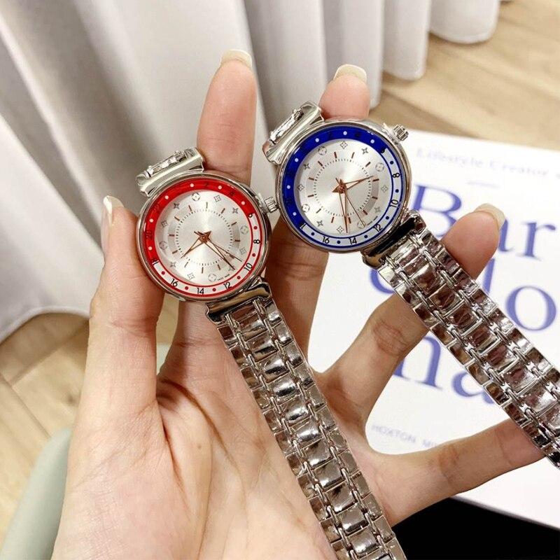 Fashion Ladies Stainless Steel aaa Watch Brand Luxury Women Watch Elegant Quartz Clock Female Travel Table 2020 Montre femme enlarge