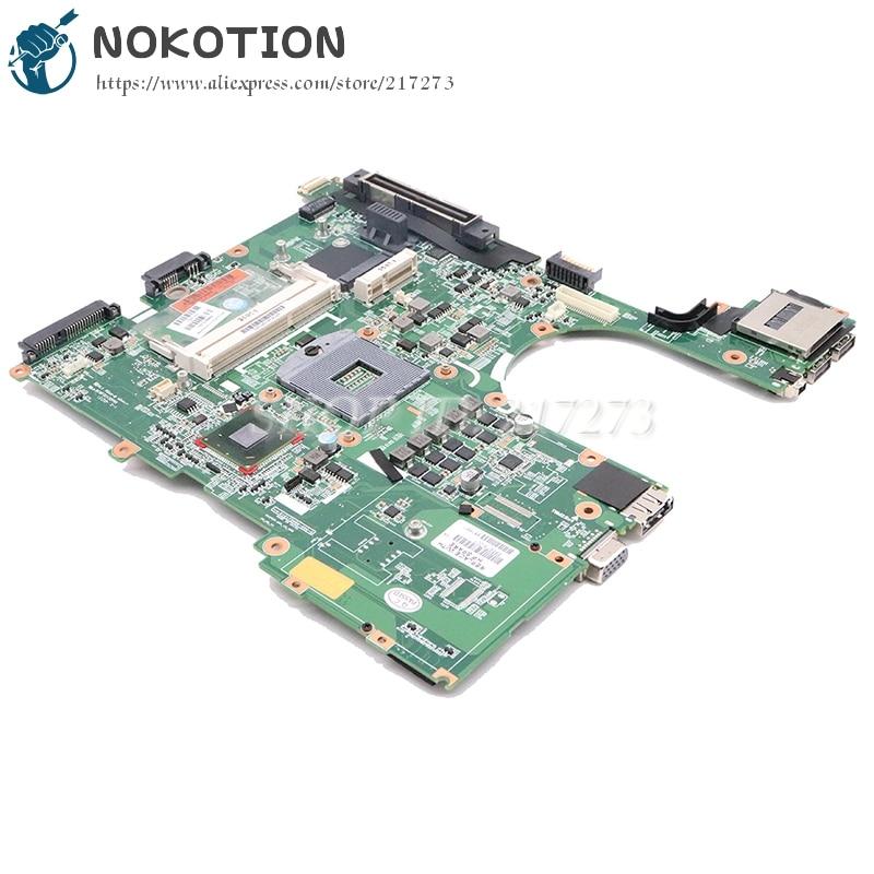 NOKOTION 686973-601 686973-001 اللوحة الرئيسية للكمبيوتر المحمول HP Probook 6570B اللوحة SLJ8E HM76 DDR3