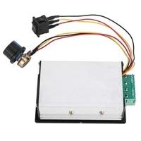 15a dc motor speed governor digital display regulator controller 6v 12v 24v 36v 48v motor speed regulation