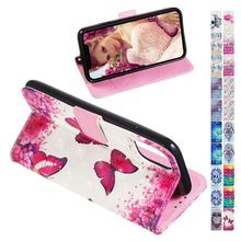 Stehen Stil Telefon Brieftasche Fall Für LG K10 2017 2018 Stylo 4 5 Plus Nette Luxus Leder Abdeckung Flip Telefon fall Dame Coque Box P03E