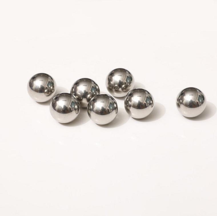 1kg(=110pcs) Dia 13mm high carbon steel balls bearing ball 13 mm slingshot AMMO