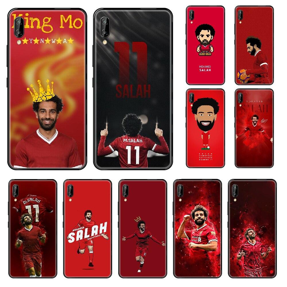 Carcasa de teléfono para Huawei Honor Mate 5, 6, 7, 8, 9, 10, 20 A, C, X y Lite, de silicona negra, tendencia, Etui y tpu