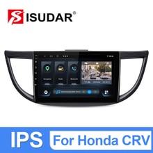 ISUDAR T54 IPS Android 10 Car Radio For Honda/CRV/CR-V FM 2012-2016 GPS Navigation WIFI Car Multimed