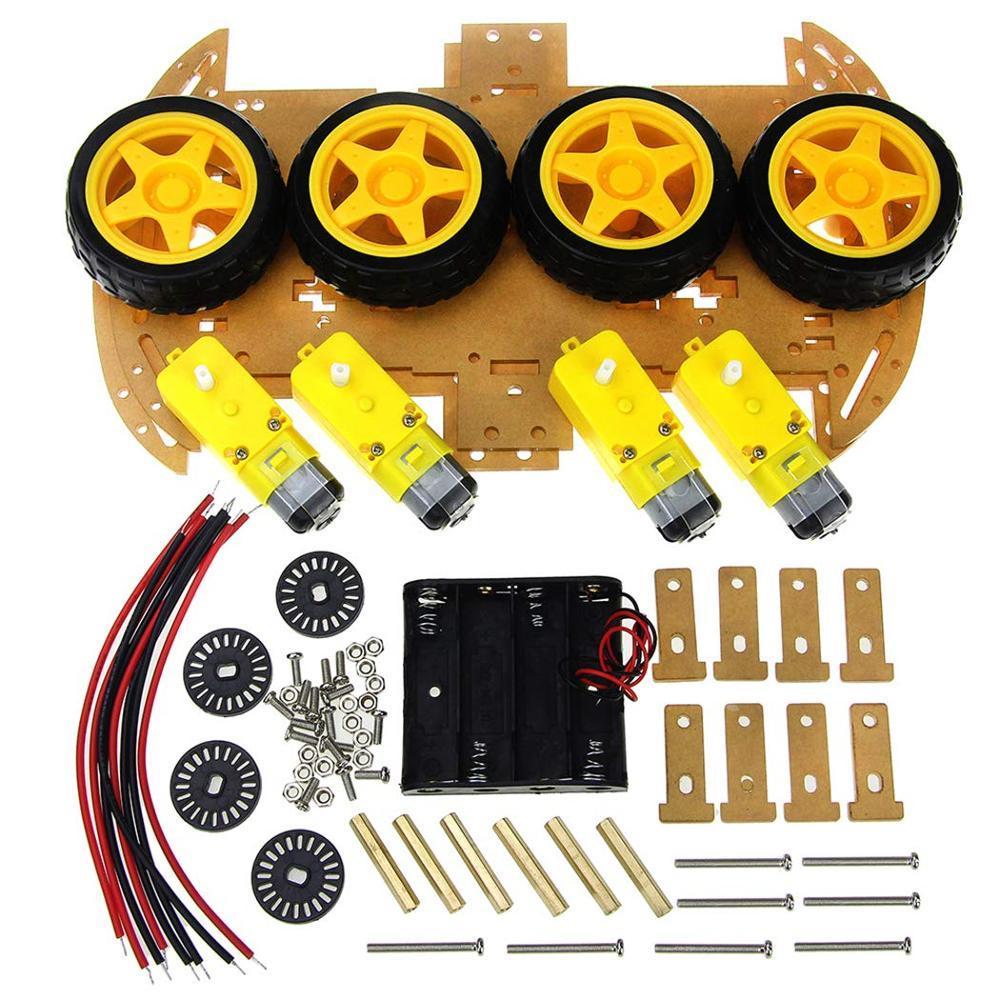 Комплект автомобильного шасси Smart Robot �