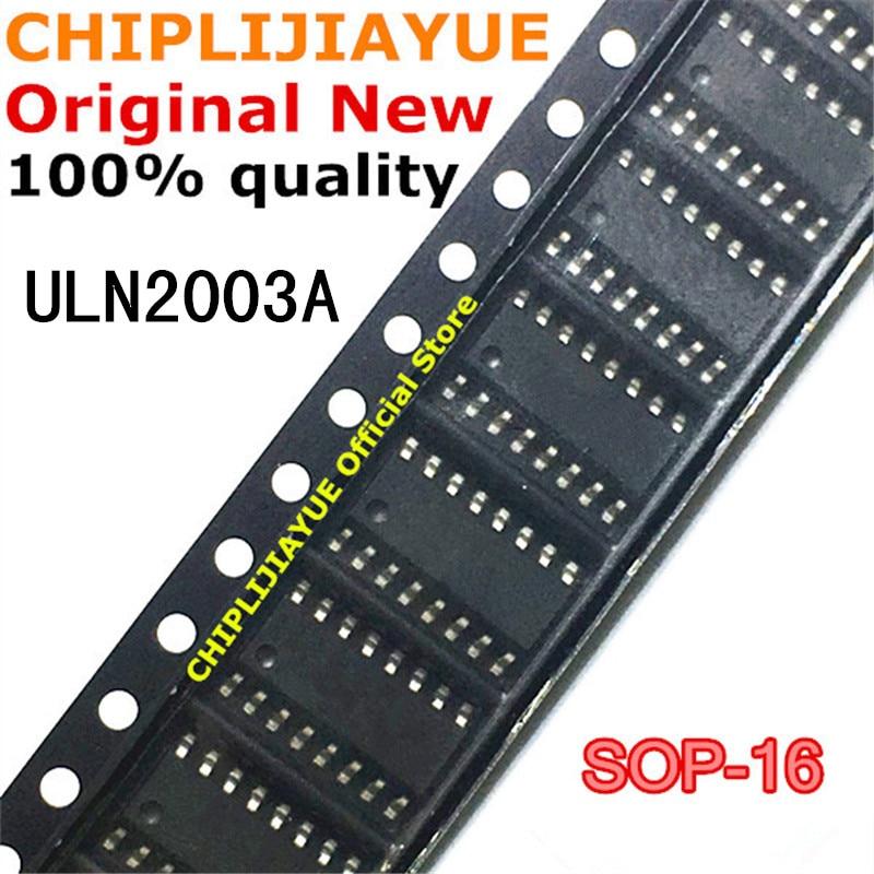 50 Uds ULN2003A SOP-16 ULN2003ADR ULN2003 2003 SOP16 SOP SMD nuevo y original IC Chipset